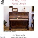 Chopin Recital, 21 décembre 2012