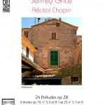 Chopin Recital, 22 décembre 2012